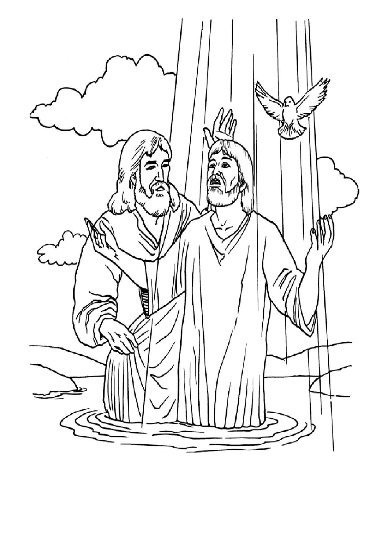 Lo Mejor De Imagenes De Jesus Para Colorea | Colore Ar La Imagen