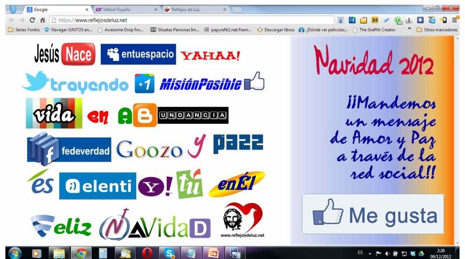 RECURSOS PARA ADVIENTO Y NAVIDAD 2012 EN EL BLOG DEL PROFESORADO DE ...